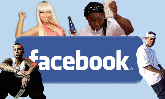 Rapper Ranking Facebook