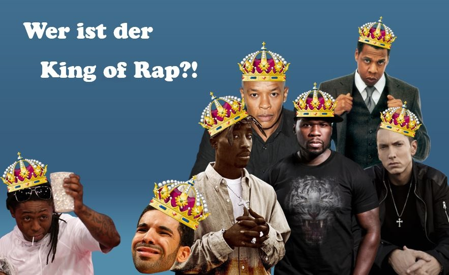 Titelbild zu King of Rap