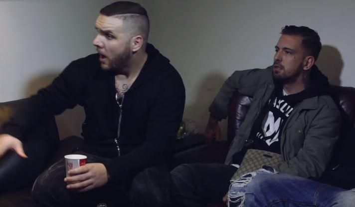 """Old&Gold: Fler rastet während Interview völlig aus: """"Du Fotze willst sagen Kollegah rappt wie Rakim?!!"""""""