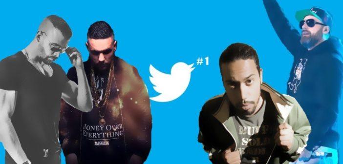 Titelbild zu den ersten Tweets der Deutschen Rapper