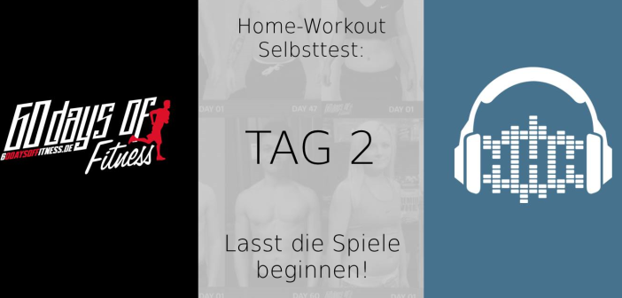 60 Days of Fitness Tag 2
