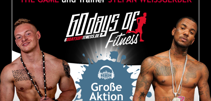 Banner für 60 Days of Fitness