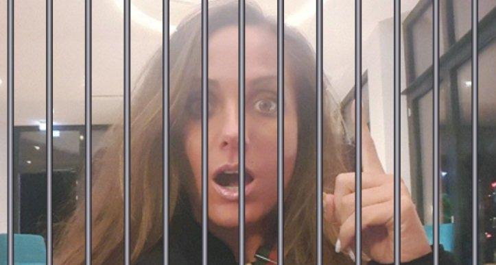 Schwesta Ewa hinter Gittern Titelbild