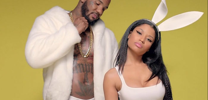 The Game und Nicki Minaj in Pills & Potions