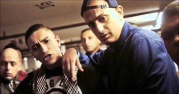 Capo und Haftbefehl im Video