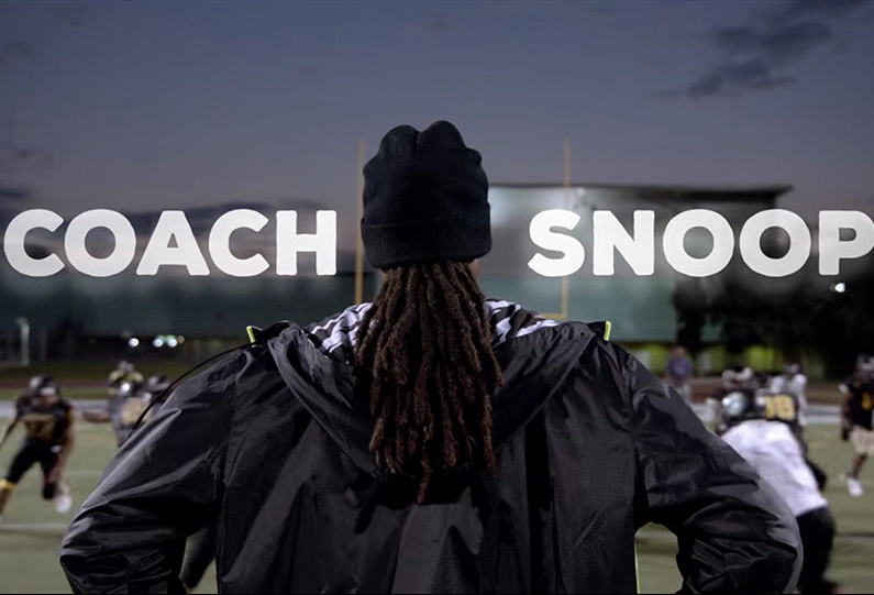 Coach Snoop Netflix