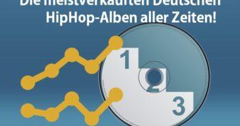 Die meistverkauften deutschen HIp-Hop Alben aller Zeiten Startbild