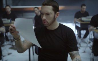 Eminem Tour 2018