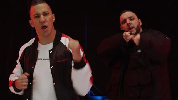 Fler und Farid Bang im Musikvideo