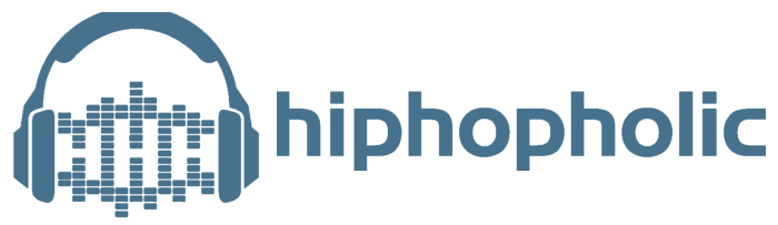 Hiphopholic - Hip Hop Blog Logo