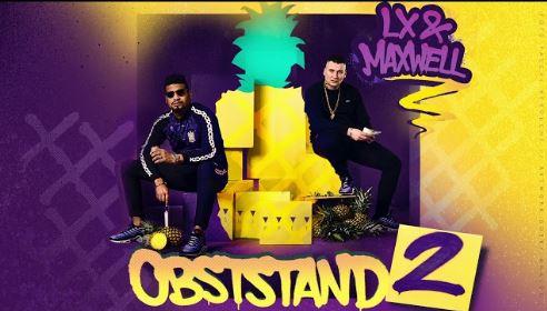 Obststand 2 Cover mit Maxwell und LX