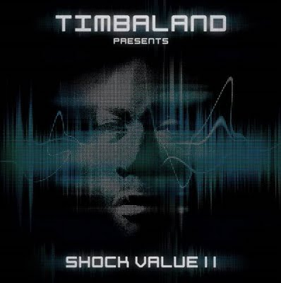 Timbaland Shock Value2 Cover